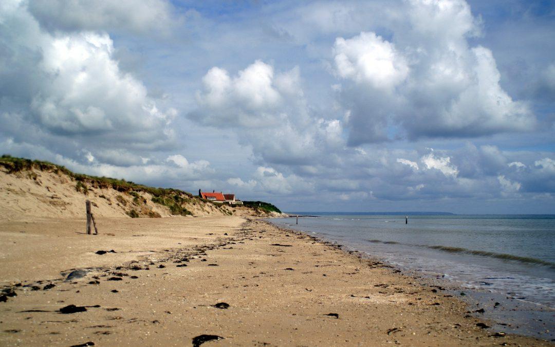 Destination la Manche, pour les vacances !